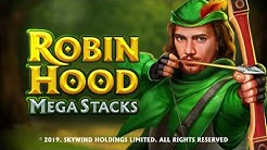 Robin Hood Mega Stacks Symbols!  video slot game by Skywind Group