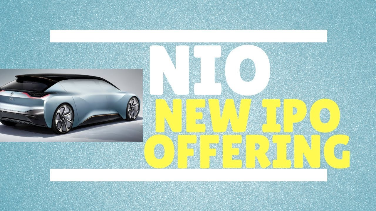 NIO IPO OVERVIEW | The cars of the future