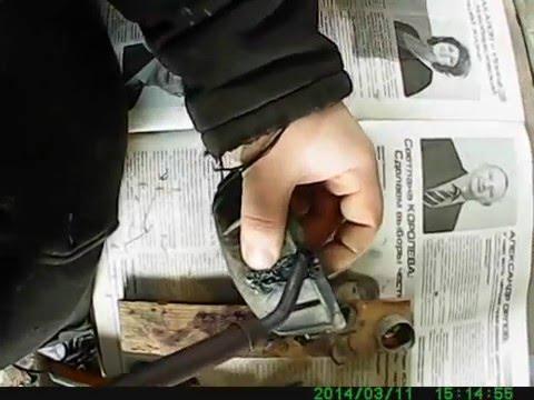 Видео Ремонт пластика салона