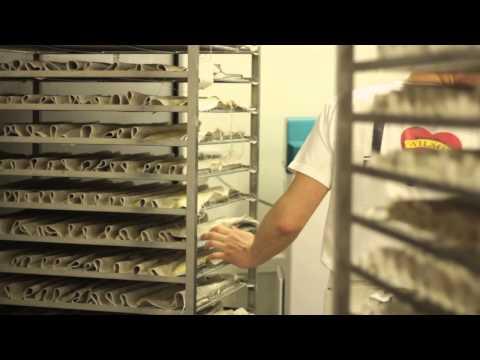 Un jour avec David, artisant boulanger à Soultz, dans la nouvelle boulangerie Wilson