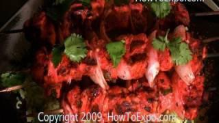 Tandoori Chicken Kebab