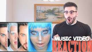 Daft Punk - Pentatonix | Music Video Reaction