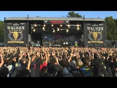 Dragonforce - Through the Fire and Flames - Live wacken