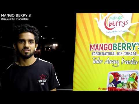 0 - Mango Berry's - Fresh Natural Ice Cream - Deralakatte