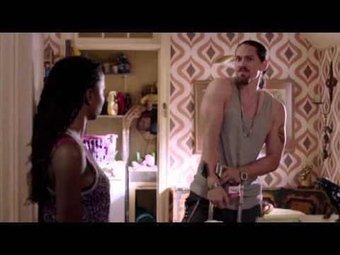Hampton on Veronica's 'Shameless' Baby Dream