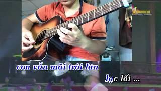 Cover guitar Lạc Lối - Quang Hà (phiên bản solo guitar)