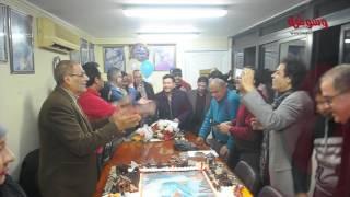 بالفيديو..'وشوشة' في احتفالية 'الموسيقيين' بعيد ميلاد 'هاني شاكر'