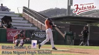 Blake Sabol Prospect Video, C, Aliso Niguel High School Class Of 2016