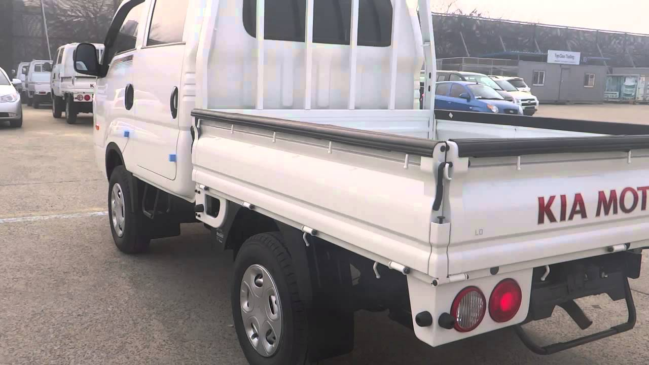 korean used car 2013 kia bongo iii truck double cab 4wd unionglobal 006 youtube. Black Bedroom Furniture Sets. Home Design Ideas