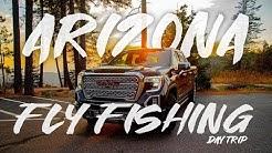 Arizona Fly Fishing Day Trip