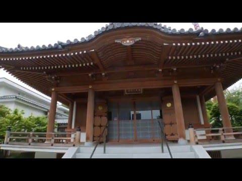 zojoji temple minato-city tokyo jp friday afternoon may 2016