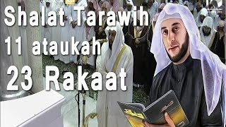 Download Video Shalat Tarawih 11 ataukah 23 Rakaat - Syekh Ali Jaber MP3 3GP MP4