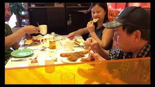 Du lịch Hong Kong-Ăn sáng và coi các tiệm bào ngư, vi cá và ổ Yến// Vợ Việt Chồng Tây