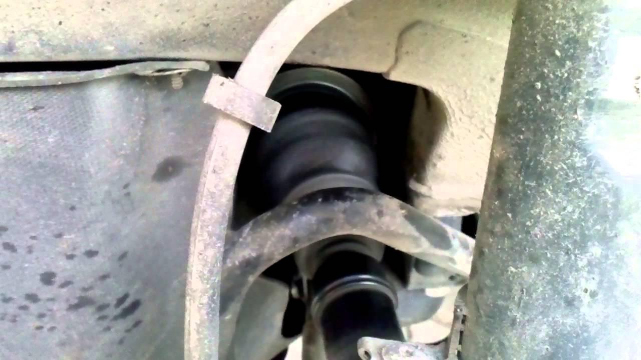 Golf iv 1 9 TDI 96KW inner cv joint noise