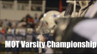 2018 MOT Varsity Cowboys Championship Highlights