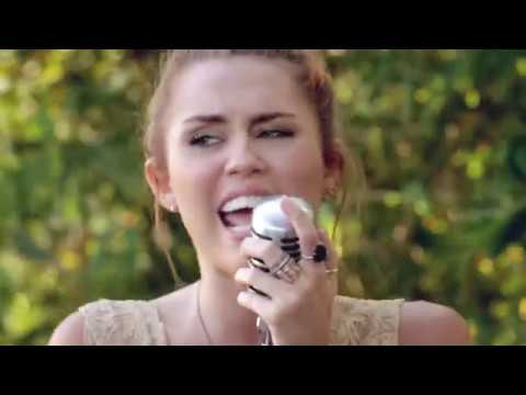 Miley Cyrus - The Backyard Sessions (Jolene Cover) - YouTube