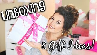 UNBOXING: Benefit Holiday Gift Box | New Collection & Gift Ideas!!