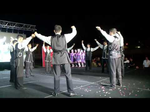5. Kültür ve Sanat Şenliği - Kastamonu Yöresi Halk Oyunları Gösterisi