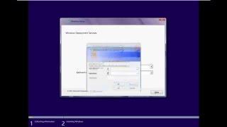 Configure WDS on Windows Server 2012
