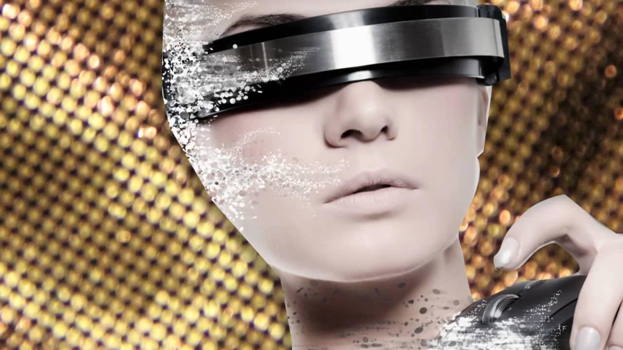 Mariko Mori: Cybergeishas, technonolgy and religion Techno fashion the future of
