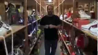 Shoe-seum: The Worlds Largest Air Jordan Sneakers Collection 2000 PAIRS