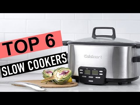 BEST SLOW COOKERS! (2020)
