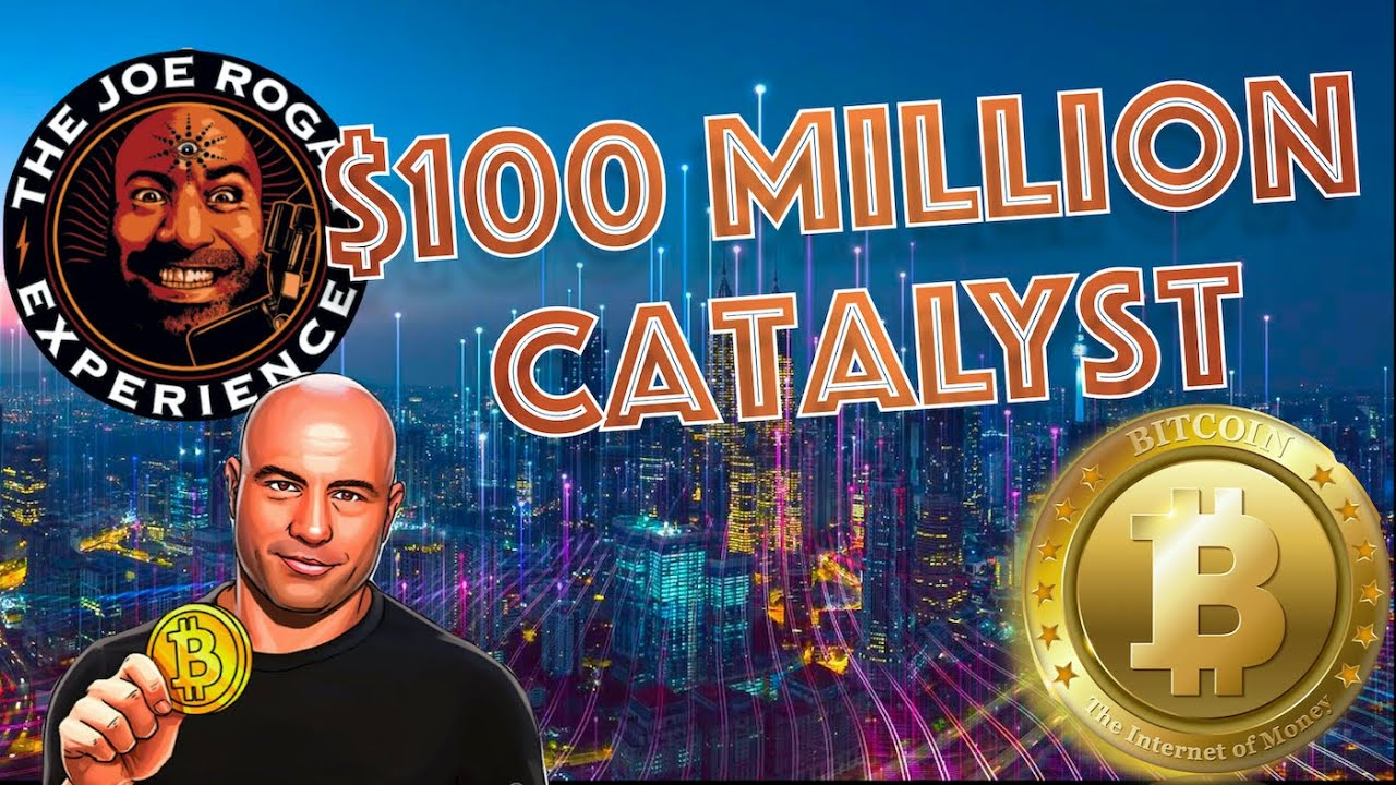 Joe Rogan's $100 Million Deal (NO YOUTUBE) = Crypto Free Speech CATALYST! Bitcoin Mining at 52%. 7
