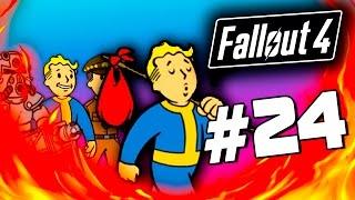 Fallout 4 - ОДИН ЗА ВСЕХ - Хитрожопый воин 24