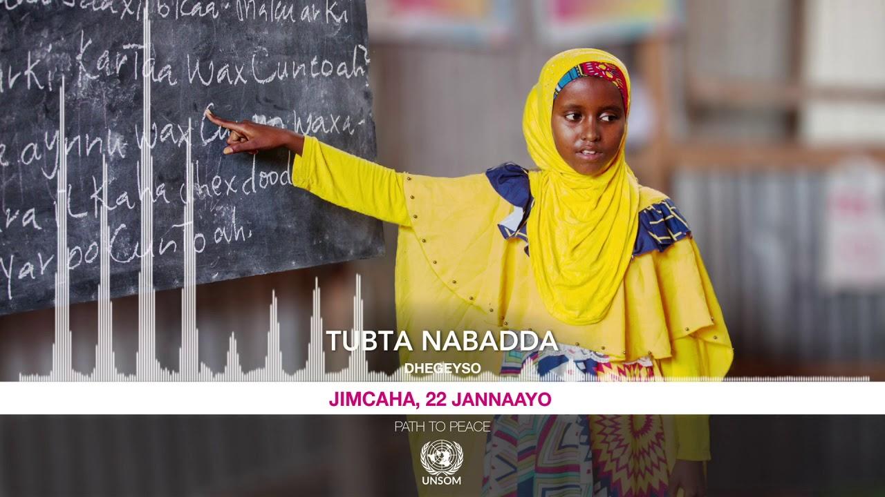 Tubta Nabadda Episode 221 (SOM)