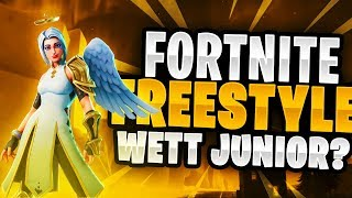 Fortnite Freestyle Bet Junior?
