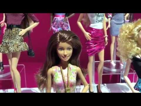 Barbie Fashionistas By Mattel 2015 Youtube
