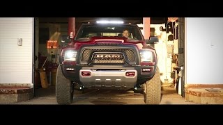Ram Rebel TRX Concept Reveal Video(Meet the Ram Rebel TRX Concept. Rebel TRX is a 100-mph off-road machine with 575 horsepower – the most powerful half-ton truck the company has ever ..., 2016-09-29T17:23:14.000Z)