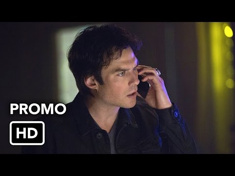 "The Vampire Diaries 7x17 Promo ""I Went to the Woods"" (HD)"