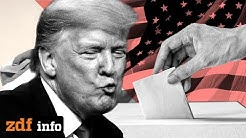 Trump, Clinton, Obama. Wie funktioniert das US-Wahlsystem? | Der rote Faden