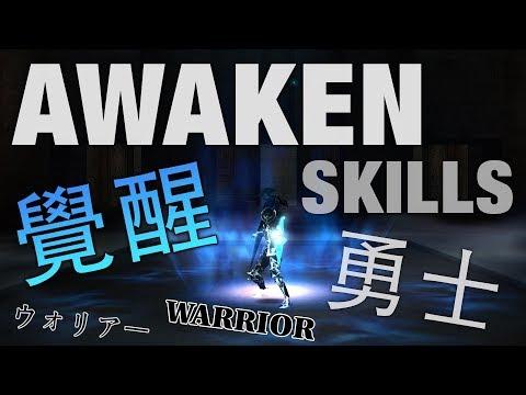 【アヴァベル】Avabel -All Warrior (ウォリアー) Awaken Skills