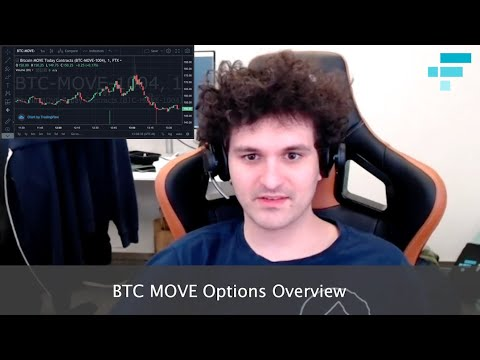 FTX BTC MOVE Options Overview With SBF