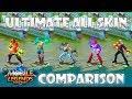 Chou Ultimate All Skin Comparison | Mobile Legends