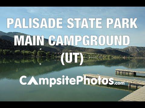 Palisade State Park, Main Campground, Utah