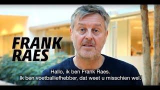Gouden tip van Frank Raes