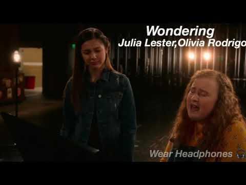 Olivia Rodrigo, Julia Lester - Wondering ( 8D Audio ) Wear Headphones!