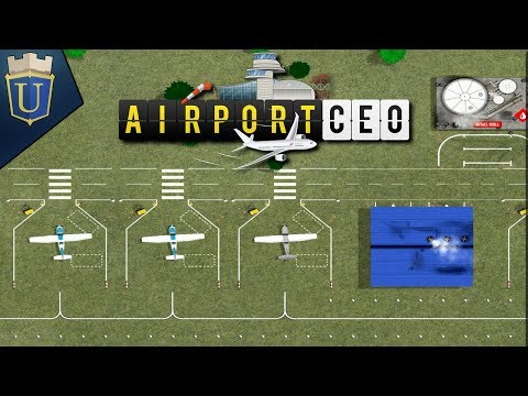 Airport CEO Gameplay | General Aviation Airport | Part 1