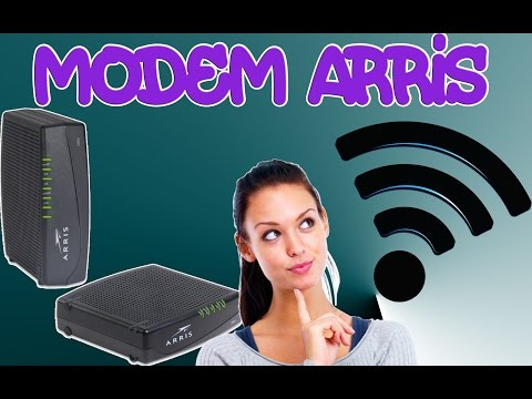Como Entrar Al Modem Arris De Cablevisión