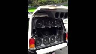 prv audio subwoofers used in car audio