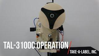 TAL-3100C Operation