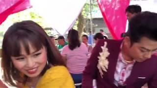 Nghệ sĩ Ngọc Châu hát tiệc giỗ tại Phước Khánh