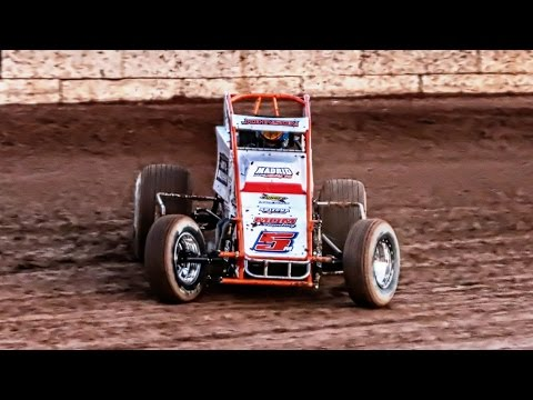 Non Wing SprintCar Main March 11th 2017