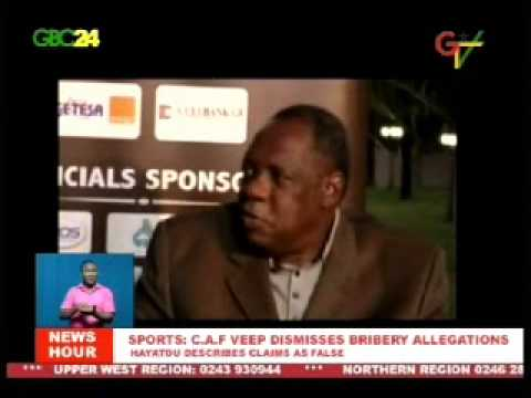 Issa Hayatou Dismisses Bribery Claims