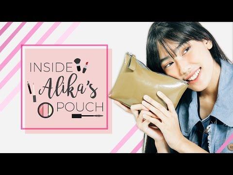 Alika Islamadina | Inside Her Makeup Pouch