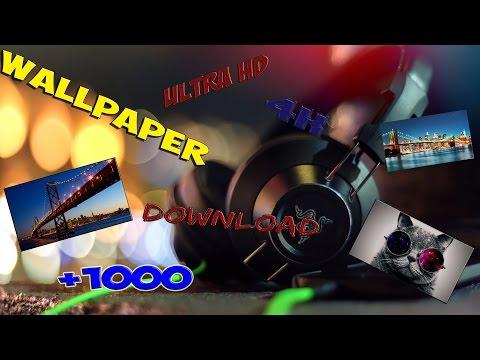 +1000 Wallpaper 4K-5K Ultra HD / Fond Décran 4K +1000 Download