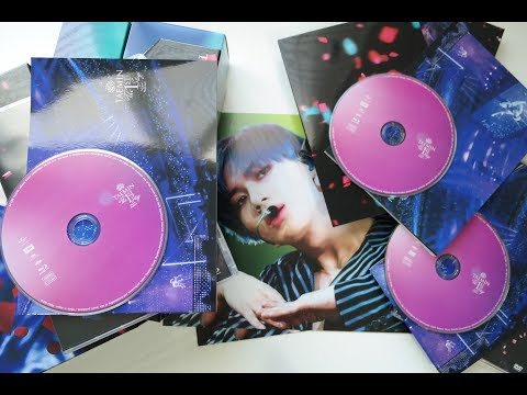 Unboxing Taemin's The 1st Stage Nippon Budokan DVD [All Editions]